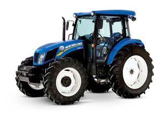 Tractor new holland 100cv