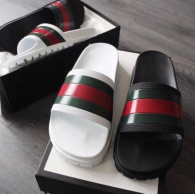 Gucci Sliders (sizes 5-11)