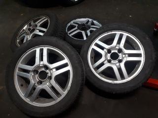 Llantas Ford Focus + neumáticos