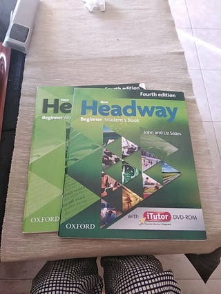 Libro inglés nivel básico beginner