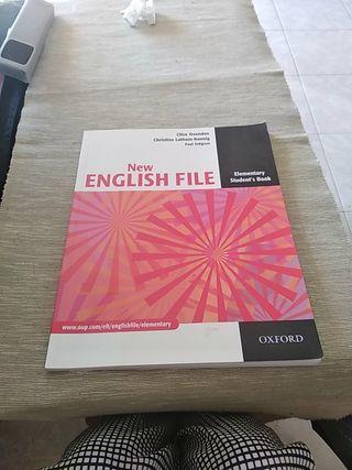 Libro inglés básico elementary