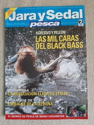Revista Jara y Sedal Pesca N°3 Junio 2003