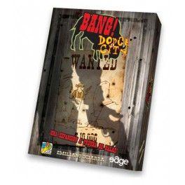 Bang Dodge city expansion bang juego de mesa
