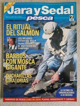 Revista Jara y Sedal Pesca N°2 Mayo 2003
