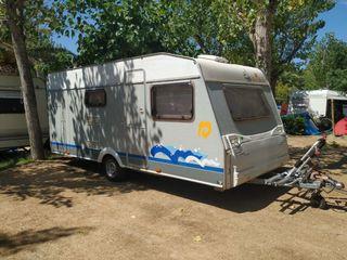 Caravana Sun Roller Fiesta 49cp. Super rutera!