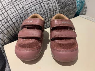 Zapatos bebe geox