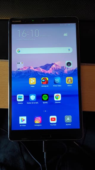 """Huawei Mediapad M5 8,4"""" tablet como nueva"""