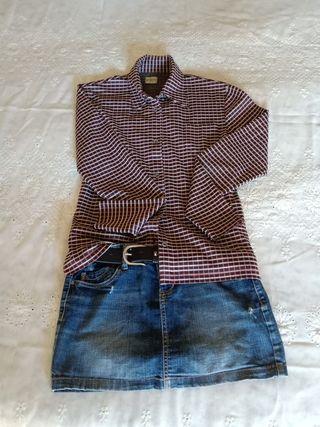 Camisa Calvin Klein. T 40