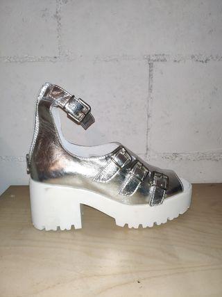 sandalias de mujer talla 38 Swear