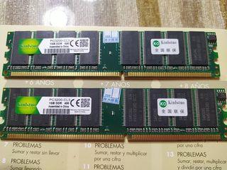 2 GB de memoria RAM DDR
