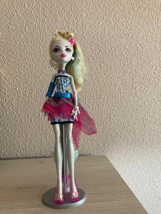 Muñeca Monster High Lagoona Blu