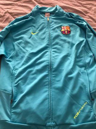 Sudadera oficial FC Barcelona.