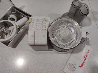 Robot de cocina Moulinex MasterChef 450