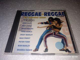 Reggae Reggae ( CD Album 1993 Recopilatorio )