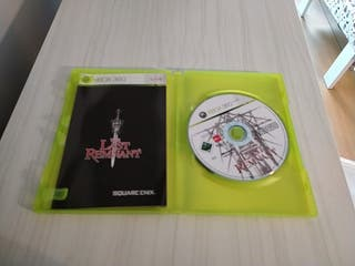 The Last Remnant para Xbox 360, en perfecto estado