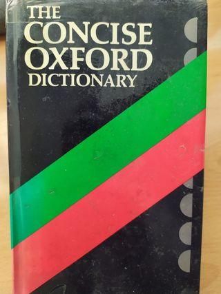 Diccionario Oxford de Inglés.