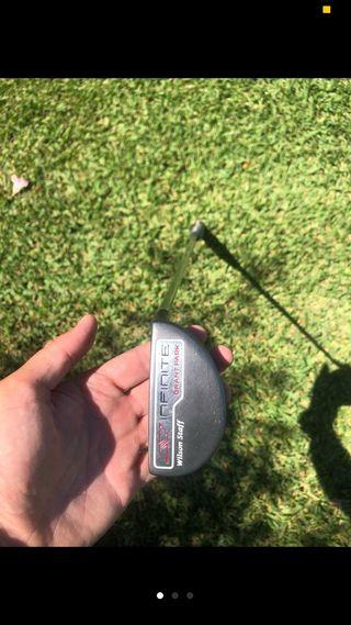 Palos de golf (varios)