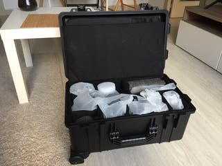 Kit de 2 focos Nanlite Forza 60 de Cromalite