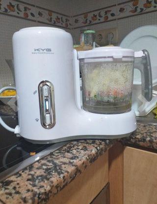robot cocina vapit bebé KYG