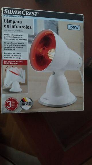 Lampara infrarrojos 150w