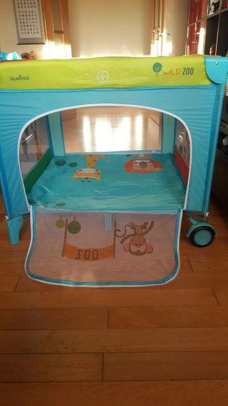 Parque para bebé Olmitos