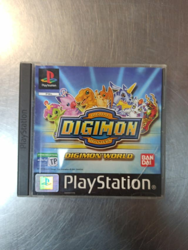 Digimon World, PS1
