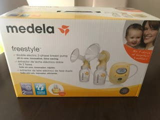 Sacaleches Medela freestyle