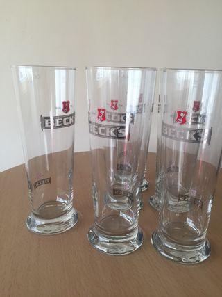 Glass Becks.
