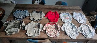 Bodies para bebés