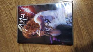 DVD y CD Malu