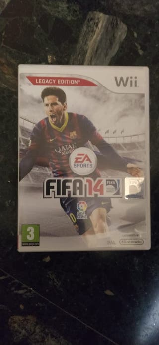 FIFA 14 (WII)
