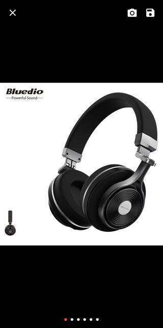Bluedio-auriculares T3