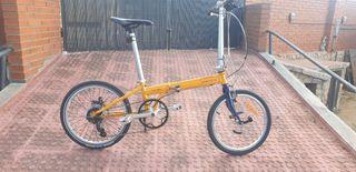 Bicicleta plegable Dahon Sped PRO