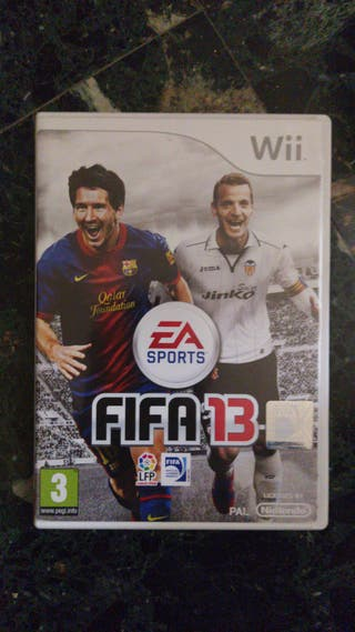 FIFA 13 (WII)