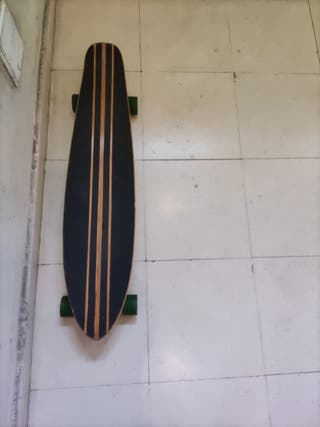 Longboard monopatín