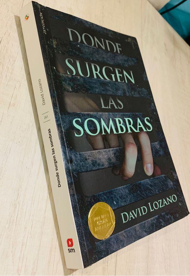 Libro Donde Surgen Las Sombras De Segunda Mano Por 7 En Alicante En Wallapop