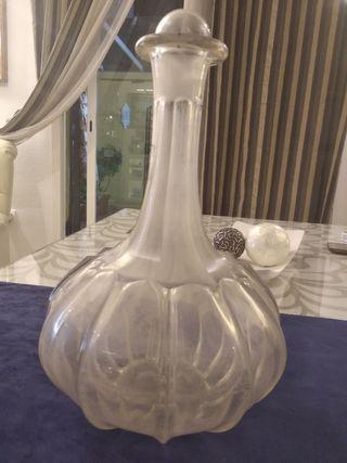 licorera cristal Bohemia