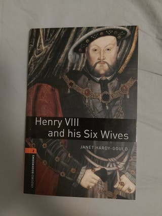 Libro de inglés HENRY VIII AND HIS SIX WIVES