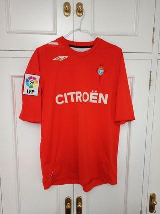 Camiseta Celta Naranja