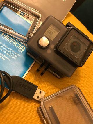 GoPro+ LCD