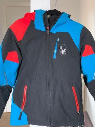 chaqueta spyder de ski / esqui