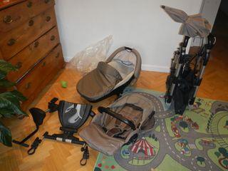 Carrito de bebe trio Streety Plus Bebe confort