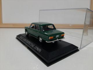 Maqueta Seat 1430 Especial (1969)