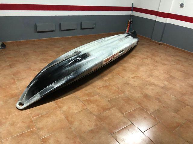 Kayak k-largo Hi luxe rotomod rtm