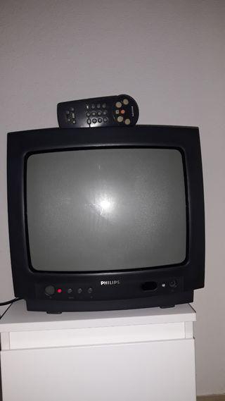 TV 14 pulgadas Grunding