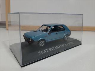 Maqueta Seat Ritmo 75 CL (1979)
