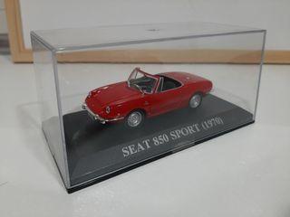 Maqueta Seat 850 Sport (1970)