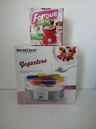 yogurtera más fondue