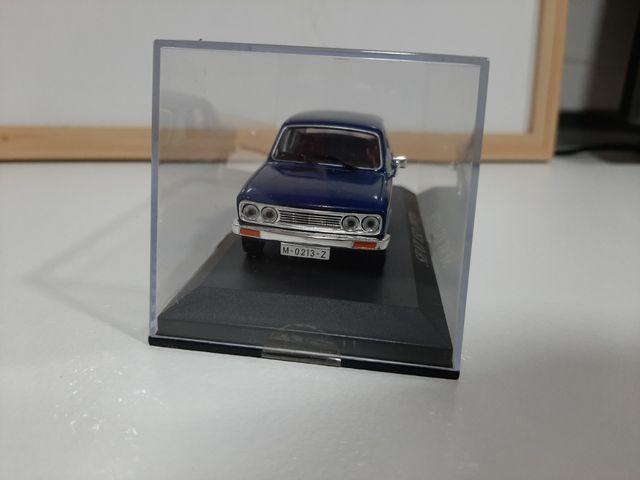 Maqueta Seat 132 (1973)