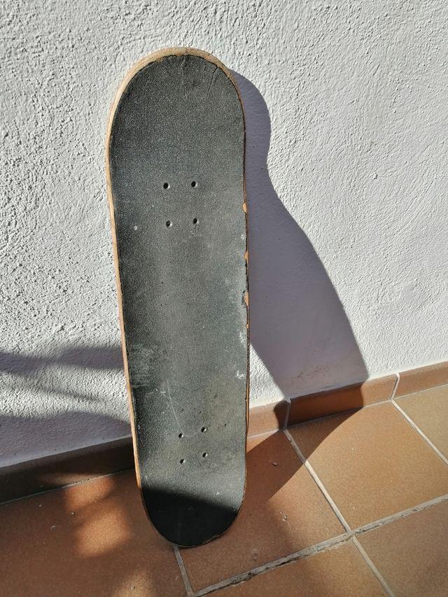 Skate deck Bodo